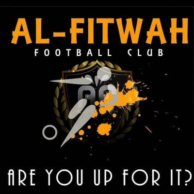 Standy by people... @alfitwah FC coming up... Bismillah... Soccersg Trainedbylocals 5thmwdsg Alfitwahfc