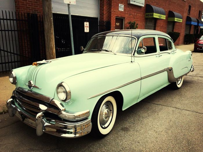 I may be a city boy hell bent on eventually getting rid of our car, but I can appreciate a beautiful machine. Vintage Cars Cars