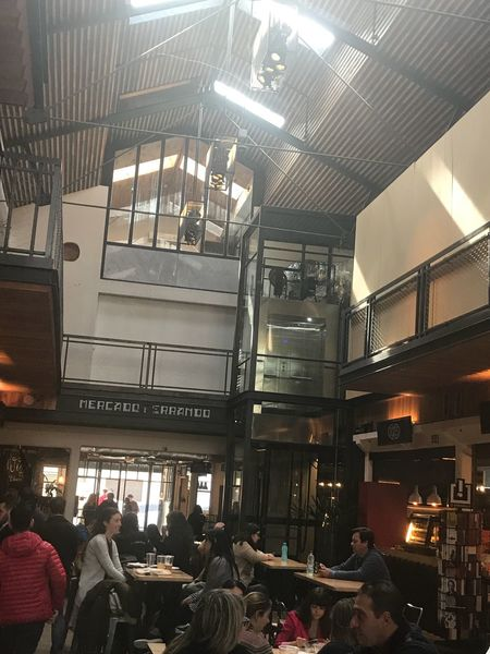 Paseo ferrando Indoors  Group Of People Illuminated Ceiling Men Architecture Real People Large Group Of People Built Structure Lifestyles Travel Incidental People Lighting Equipment Transportation Crowd Mode Of Transportation Women Adult Leisure Activity #urbanana: The Urban Playground