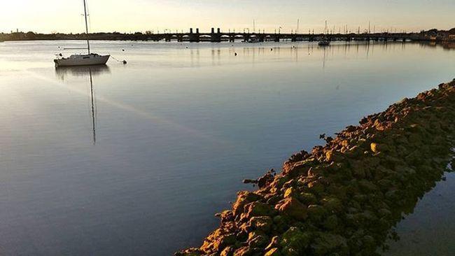 Castillodesanmarcos Staugustine Harbourside Harbour Florida Bridgeoflions Saltlife Boat Sailboat Picoftheday Bridgeoflions