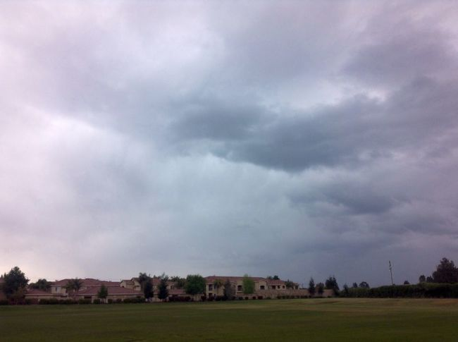 Crazy weather... Right Now The Purist (no Edit, No Filter) Clouds And Sky Spring Showers