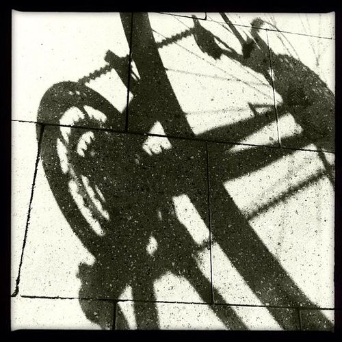 die Kette Shadow Germany Shade Cologne Köln Bw Deutschland Colonia Koeln Bicyclechain