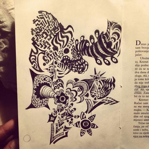 Drawing Abstract Pencil Art Yourself Artsy Artsy Fartsy Love Art♥ :)