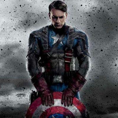 Steven rogers captain america 🌟☆★👍👏💪