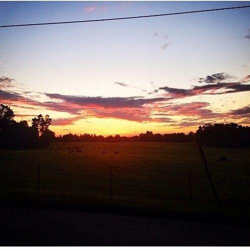 Sky Sunset Hello Lousiana ✌ Beauty