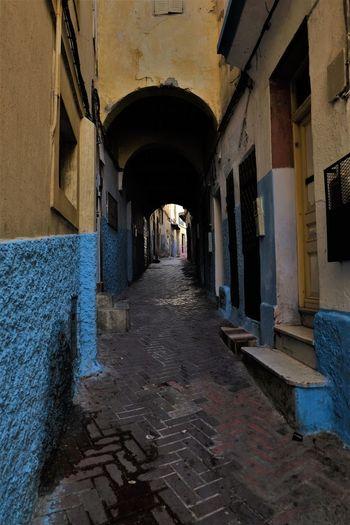 Corridor of house