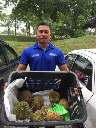 Durian Fever