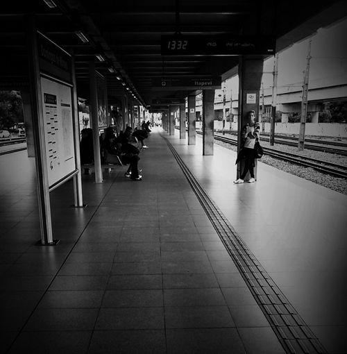 Public Transportation Blackandwhite Streetphoto_bw Monochrome Monoart NEM Street