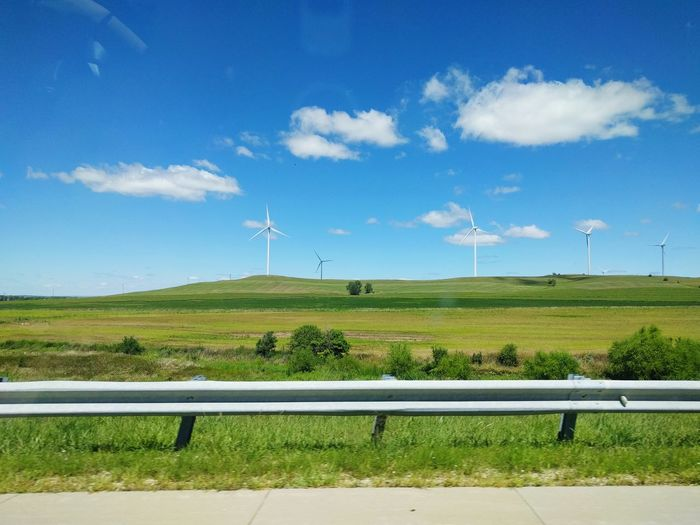 Wind Turbine Environmental Conservation Alternative Energy Wind Power Renewable Energy Fuel And Power Generation Field Windmill Sky Day Industrial Windmill Landscape Rural Scene No People Cloud - Sky Blue Outdoors Beauty In Nature Nature Scenics Be. Ready.
