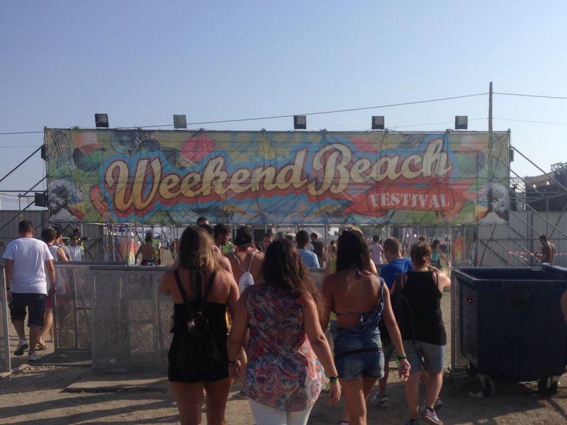 Weekendbeach 👌 Festivaldemusica