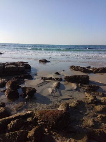Sea Beach Horizon Over Water Water Sky Scenics Beauty In Nature
