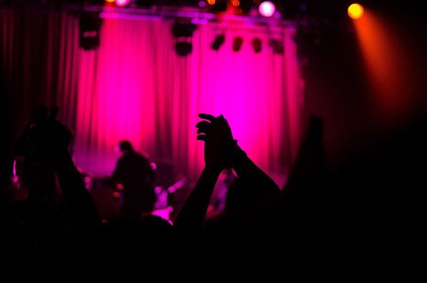 Music Brings Us Together Taking Photos Check This Out Music Live Music Crowd Concert Life EyeEm Best Shots Color Palette