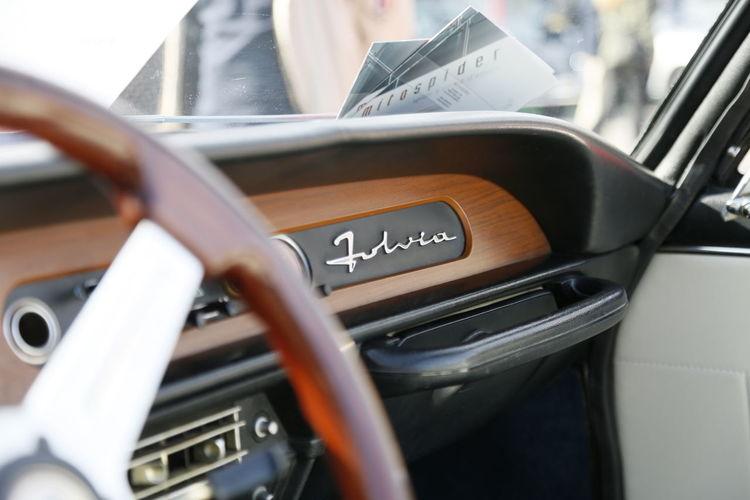 Lancia Fulvia Vintage Style Clacson Italian Style Old Car Steeringwheel Vintage Cars Vintage Fashion