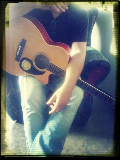 Relaxing Hi! music! Rock My Guitar