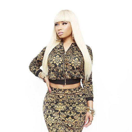 Nicki Minaj Fashionably Glamorous Moderndaywomens Favorite Singers Celebrities