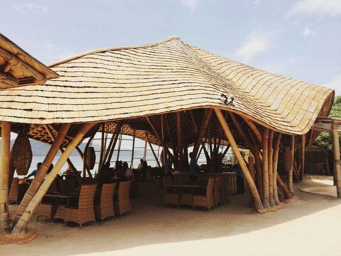 Tiki Bar Islandlife Gili Trawangan Island Paradise