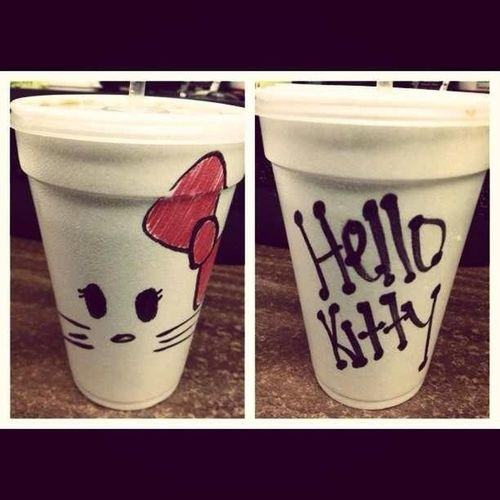 My Drinking Cup :)