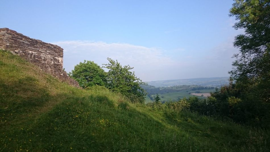 The Great Outdoors With Adobe The View From Here Castle Ruin Welsh Castle Newtown Powys Dolforwyn Castle Wales You Beauty Historical Building Historical Place
