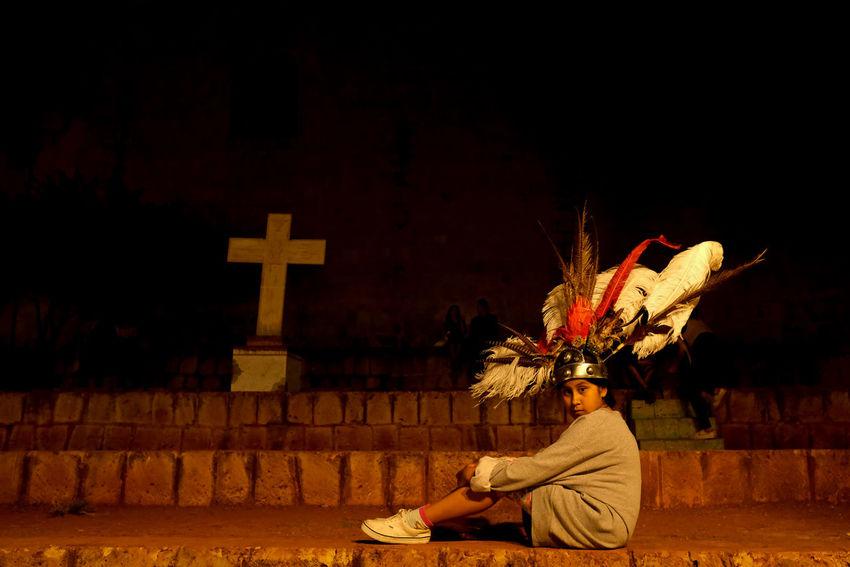 Dia de los Muertos. Mexico Oaxaca Crucifix Cemetery Day Of The Dead Dia De Los Muertos DIA DE MUERTOS Dia De Muertos México