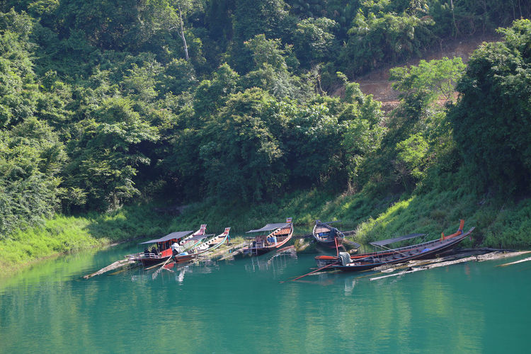 Beauty In Nature Boat Boats Green Color River Scenics Tourism Tourist Travel Water Waterfront