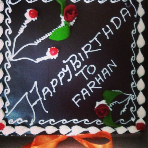 Picchir Bday Cake .....!!! :P