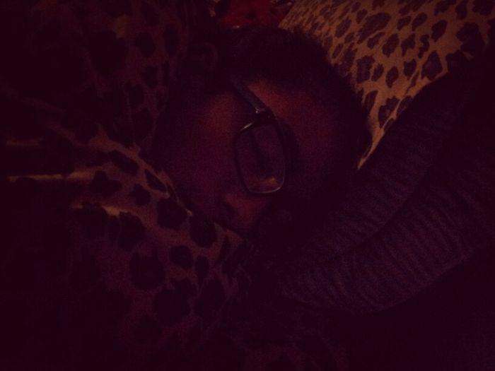 Kianna Sleeping