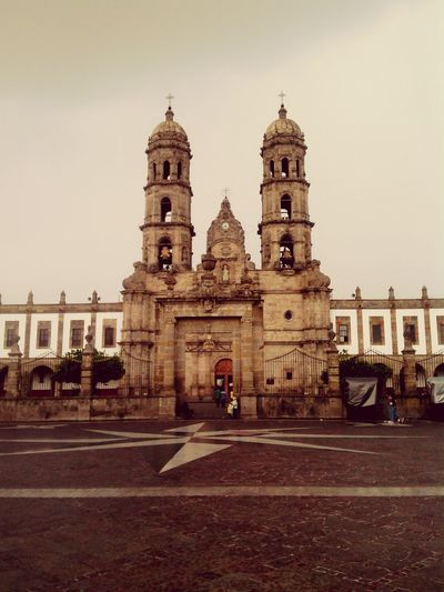 ⛅🍃 Basilica de Zapopan Jal. Buenastardes Relax Relaxing Relax Time  Basilica Zapopan Jalisco Goodafternoon Goodplace Visitmexico 2015