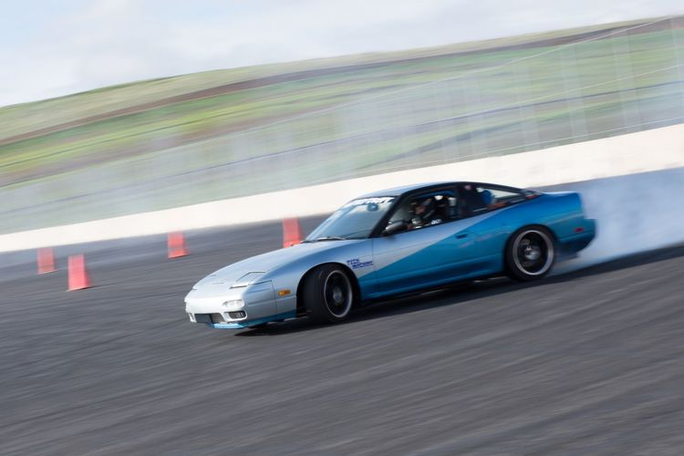 Race Side View Taking Photos Taking Pictures No Edit/no Filter Check This Out From My Point Of View The Purist (no Edit, No Filter) Beautiful Day Drifting Drift Nissan Silvia S13 240sx Panning No Filter Speed Walking Around Car Smoke Event Track Life Need For Speed Mein Automoment