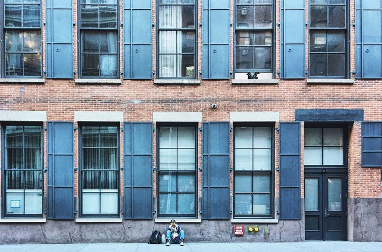 EyeEm Selects soho 2017 | Crosby St., 8 a.m. Architecture Building Exterior Architecture