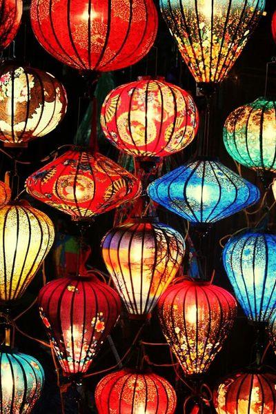 Lanterne Lantern Chinese Lantern