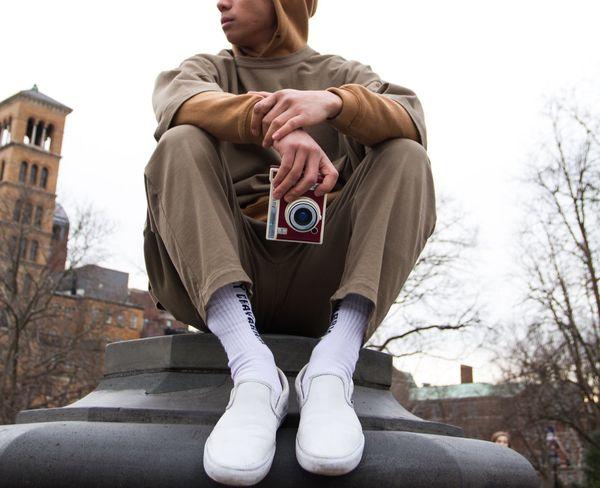 Fashion Camera Canon Canonphotography Poloroid New York Newyorkcity Portrait Style Urban
