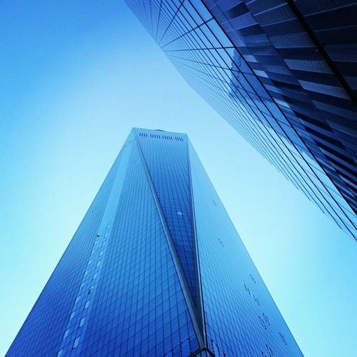 WTC Freedomtower NYC DClick