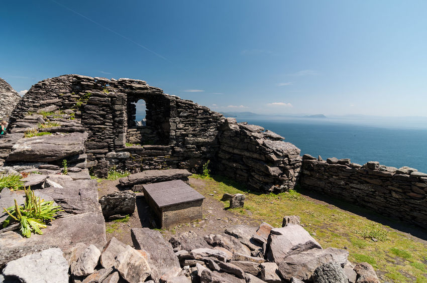 Skellig Michael, UNESCO World Heritage Site, Kerry, Ireland. Star Wars The Force Awakens Scene filmed on this Island. wild atlantic way ring of kerry. County Kerry Discover Ireland Historical Ireland Ireland Landscapes Ireland Star Wars Irelandinspires Ireland🍀 Irish Island Monestary Monks Ring Of Kerry Seascape Skellig Skellig Michael Skellig Michael, UNESCO World Heritage Site, Kerry, Ireland. Star Wars The Force Awakens Scene Filmed On This Island. Wild Atlantic Way Star Wars Star Wars The Force Awakens Tourism Ireland Travel Destinations UNESCO World Heritage Site Vacation