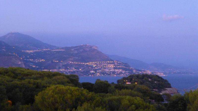 Coastline Côte d'Azur Twilight Saint-Jean-Cap-Ferrat An Eye For Travel French Riviera Dusk Coastine Coast Côte D'Azur Saint-Jean-Cap-Ferrat Not Selected For Market