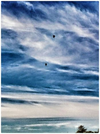 Hotairballoons over Hamiltonnz . Taking Photos The View From Here Walking Around 2015 03 25