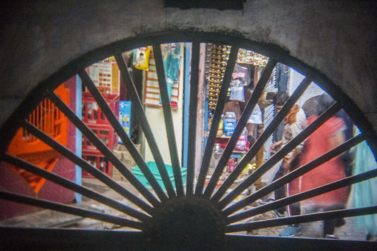 Lomography Multi Colored Varanassi