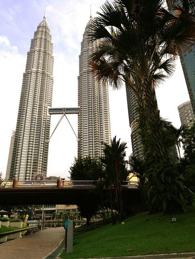 Architecture Park - Man Made Space Built Structure Travel Destinations Kuala Lumpur Malaysia