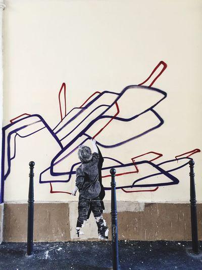 """Sale gosse !"" Graffiti Urbanphotography Collage Streetphotography Street Photography Streetart Graffiti Art"