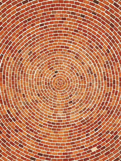 Architecture Repetition Texture Art Circular Concentric Pattern Full Frame Backgrounds Close-up