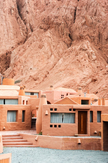 Andes Architecture Argentina Building Exterior Built Structure Day Mountain Nature No People Outdoors Purmamarca
