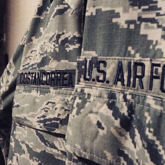 Abus Closeup Military Military Life Port Dawg Uniform UniformPhotography United States Air Force USAF