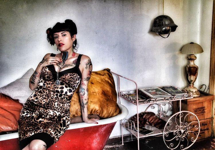 60s Eyeembestshoot Fashion Ganjareta Lifestyles Pinup PinupEyeEm Rockabilly Rorra Momento De Ocio