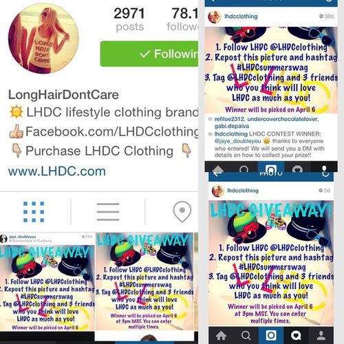 🙈🙉🙊 ✨Thank you sooo much @lhdcclothing 🙏😘 So pumped to be Partoftheteam Lhdc4life LHDCsummerswag LoveThem  Amazingcause Sohappy Thankyou ✨