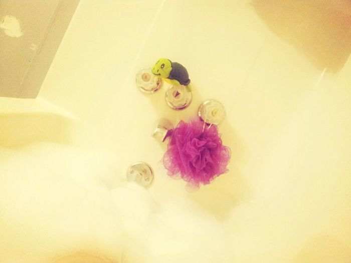 bubble bath with my niggga (;