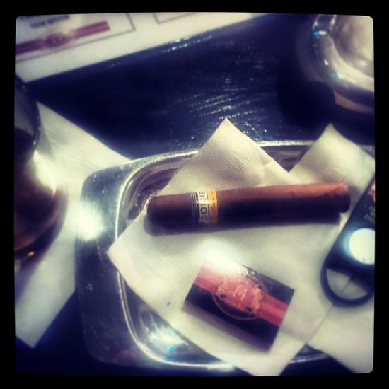 Grown Man Sh % Merchants NYC Cohiba Blantons CigarBar