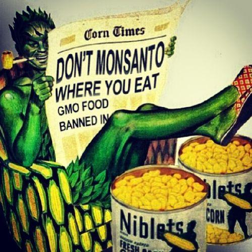 Anti Monsanto March Against Monsanto Monsanto Killingusslowly