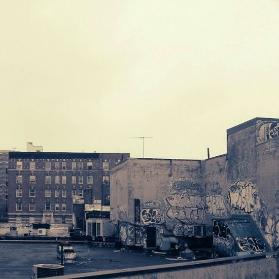 Rooftop Art Instagramuptown 207 Inwood Washingtonheights newyorkcity nyc made_in_ny uptown
