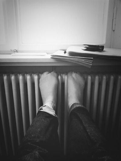 Cold Socks