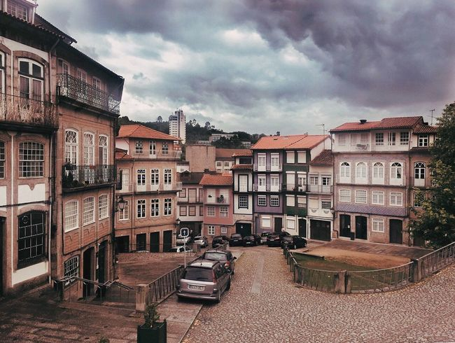 Architecture Building Exterior Outdoors No People Portugal