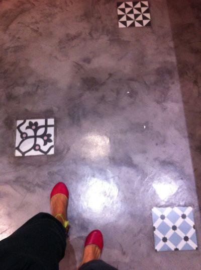 Floor Caminando Suelos Paso A Paso